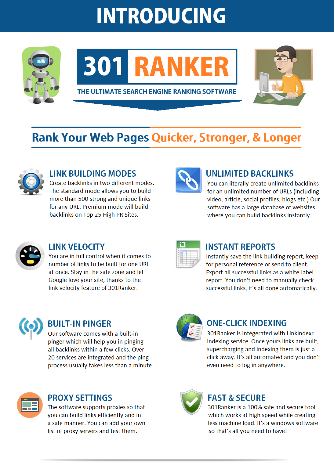 Get 301 Ranker PRO 1 0 Cracked Free Download